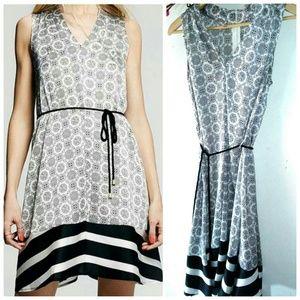 Peter Som Silky Flowy Dress S